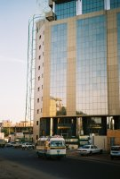 office tower, Khartoum