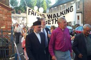 Friendship Walk for the Middle East, Oxford