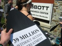 39 million without access to treatment