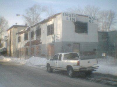 Institutional Linens, February 2006