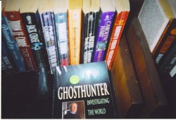 Books (out of focus)
