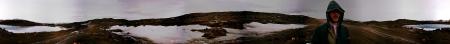 Mike Benedetti, Road to Nowhere, Iqaluit, Nunavut, Canada. By Kaihsu Tai