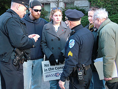 Worcester police interview Sarah Loy