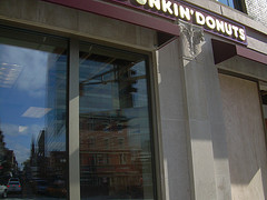 Dunkin Donuts, Worcester