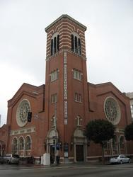 First Congregational Church, Long Beach.