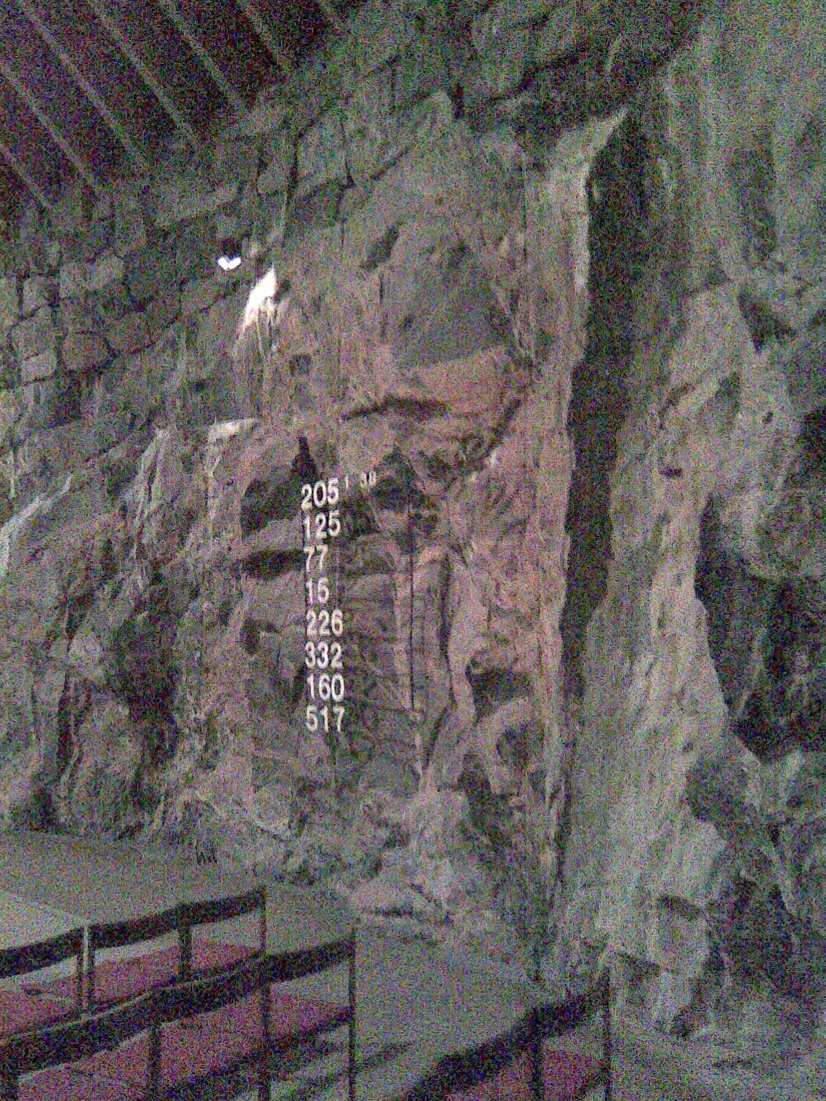 Hymns at Metal Mass, Temppeliaukio Church, 2010-10-14