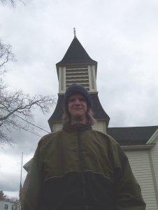Bruce at the Belfry, Worcester, Massachusetts