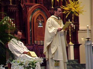 Father Matos speaks on immigration rallies from St Paul